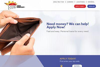 Sun Loan Co Window Rock Az Lealloan Com